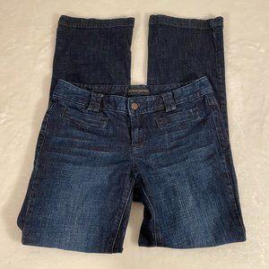 Banana Republic 6 stretch jeans